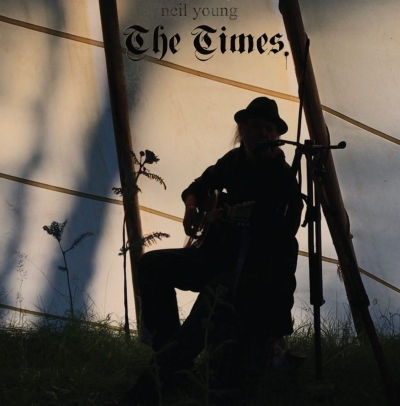 The Times - o novo disco de Neil Young