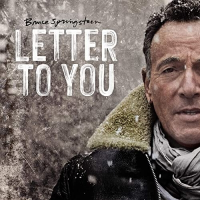 "Bruce Springsteen está de regresso com ""Letter to You"""